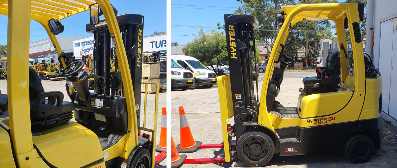 Special Offer: Hyster S50FT Warehouse Forklift