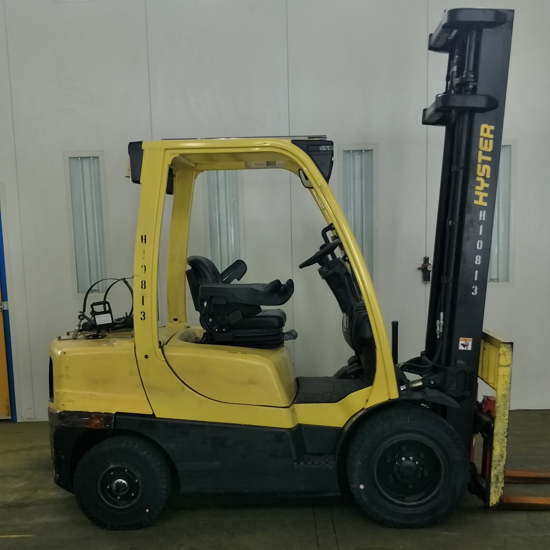 Used forklift: HYSTER H3.0FT
