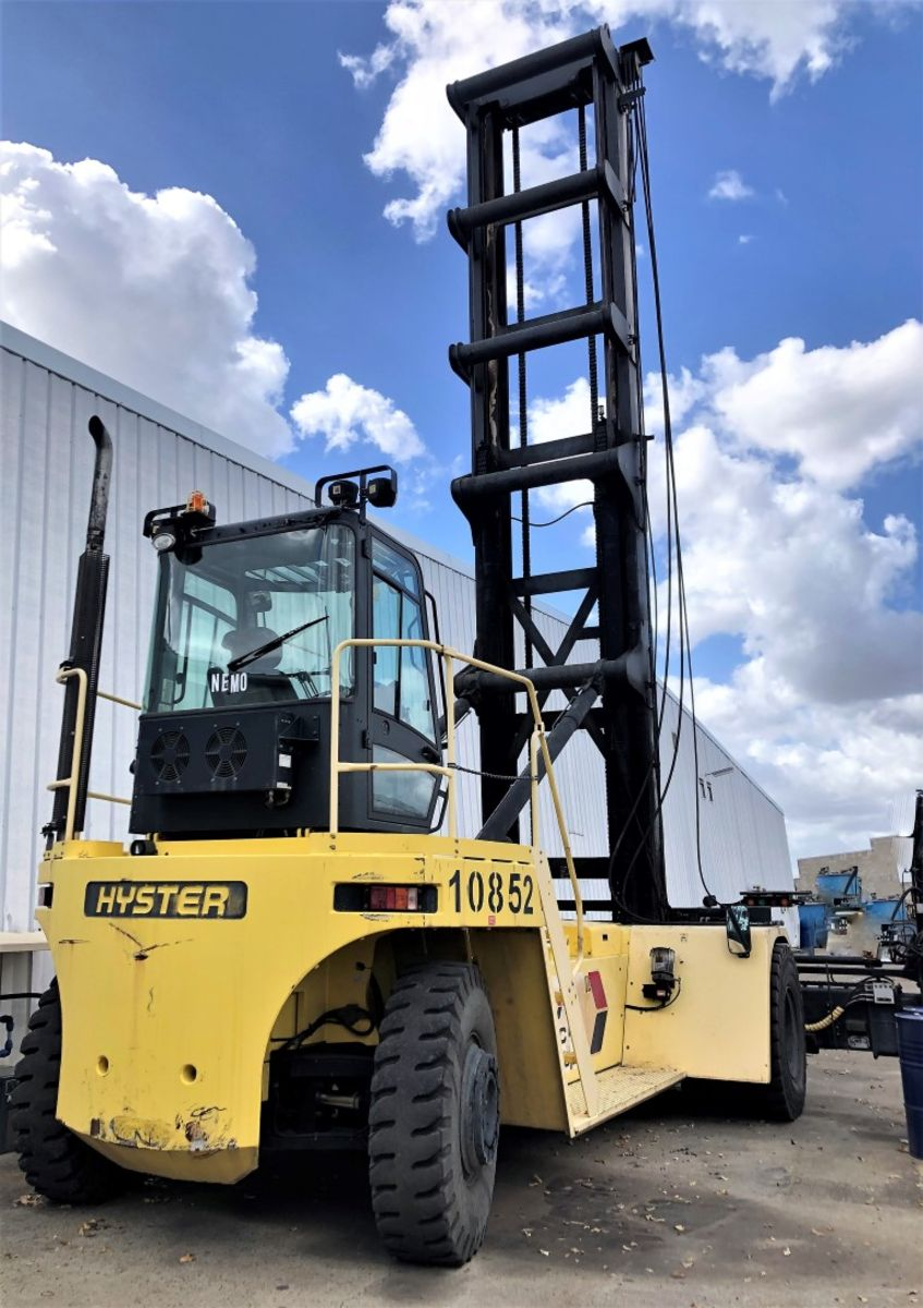 Used forklift: HYSTER H22.00XM-12EC