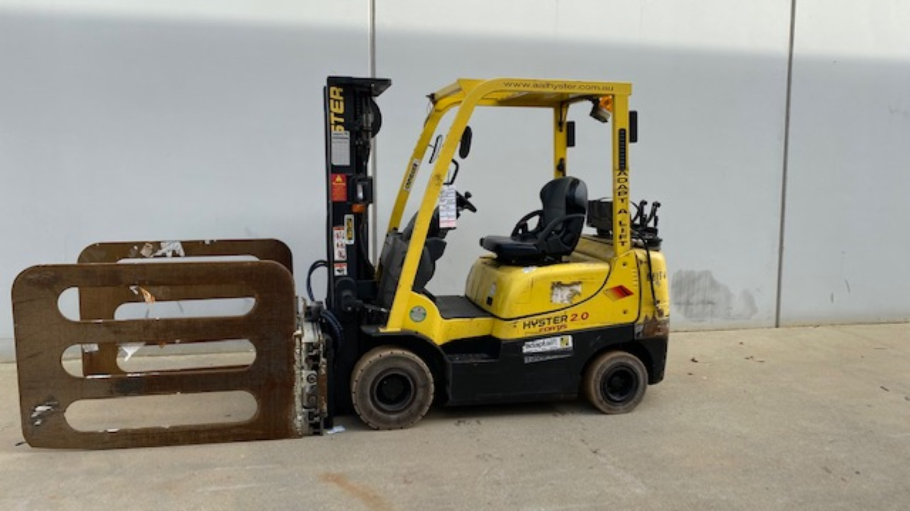 HYSTER H2.0TXS