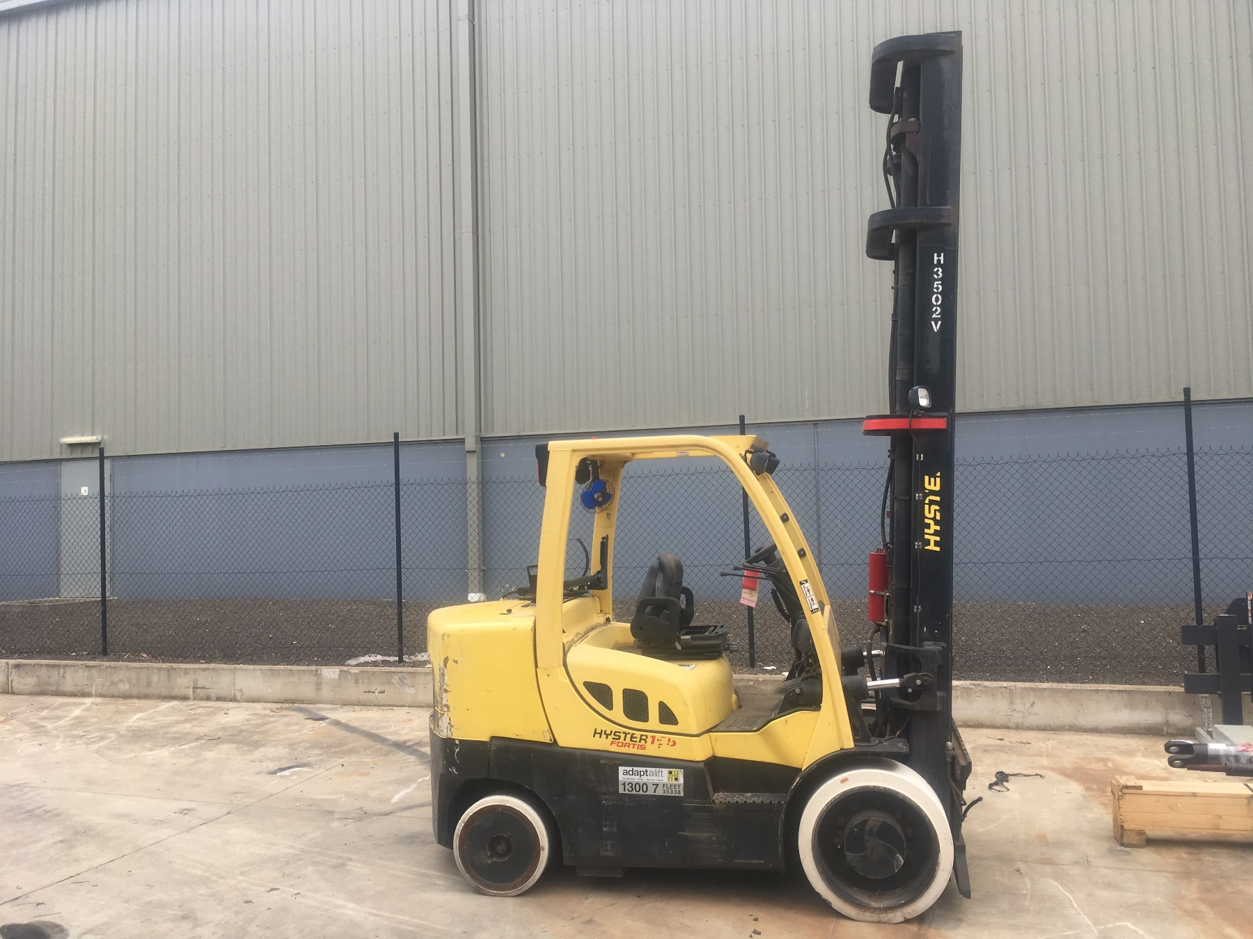 HYSTER S155FT