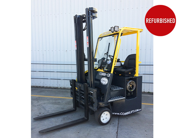 Used forklift: COMBILIFT CB2500