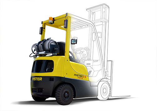 Forklift technology